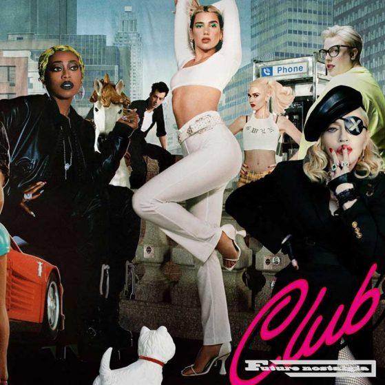 Dua Lipa - Club Future Nostalgia